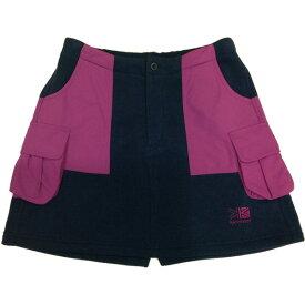 カリマー karrimor ジャーニー ウィメンズ スカート journey W's skirt Navy/MG Mサイズ