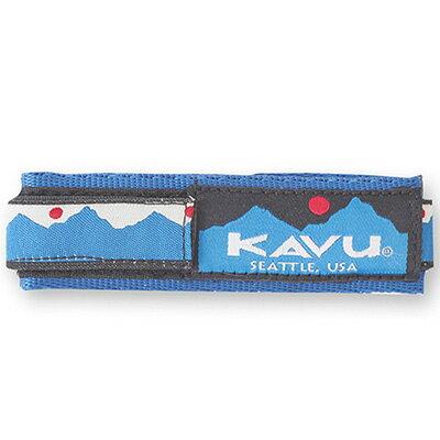 カブー KAVU ウォッチバンド カブーロゴ Lサイズ 11863003032007