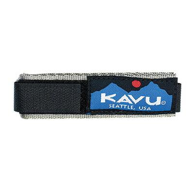 カブー KAVU ウォッチバンド ソリッドシルバー Lサイズ 11863003126007