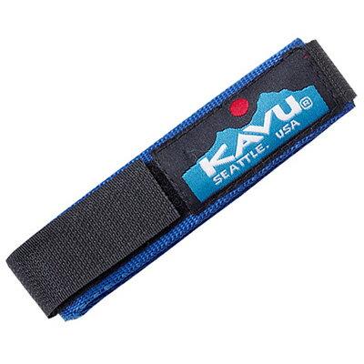 カブー KAVU ウォッチバンド ソリッドブルー Lサイズ 11863003139007