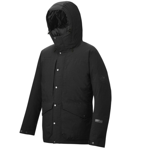 マムート ダウン DRYtech Prime Down Coat Men ブラック ユーロSサイズ(日本M)1010-22950-0001