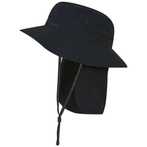 マムート 帽子 Runbold Advanced Hat ブラック Lサイズ 1090-05040-0001