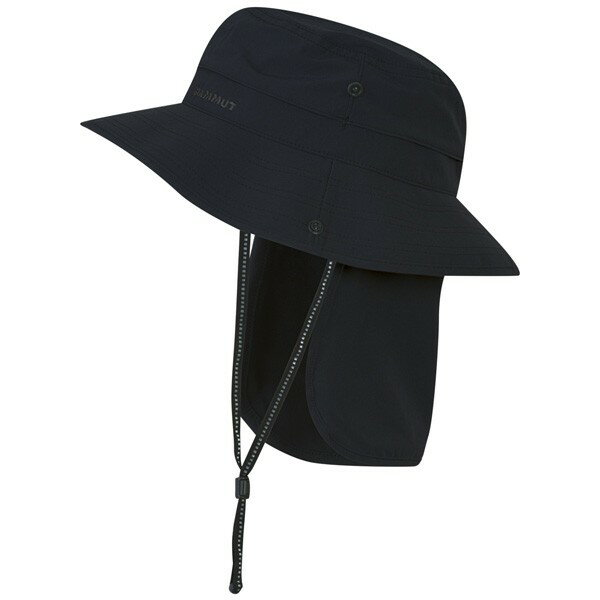 マムート 帽子 Runbold Advanced Hat ブラック Mサイズ 1090-05040-0001