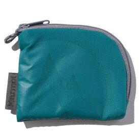 マーモット Marmot 財布 Lite Wallet ライトウォレット エメラルド/シルバー MJB-S7409