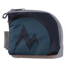 マーモット Marmot 財布 Lite Wallet ライトウォレット ネイビー/ブライトイエロー MJB-S7409