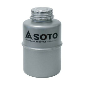 SOTO ソト ポータブルガソリンボトル 750ml SOD-750-07
