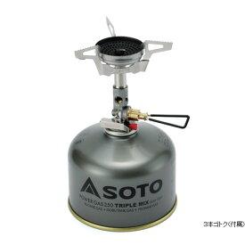 ソト SOTO マイクロレギュレーターストーブ ウインドマスター SOD-310