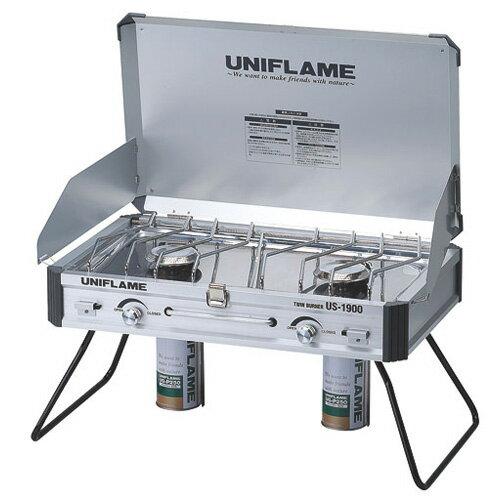 ユニフレーム ツインバーナー US-1900 610305