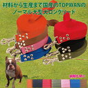 大型犬専用 ロングリード5m (ノーマル)トップワン 広場で遊べます! しつけ教室 愛犬訓練用