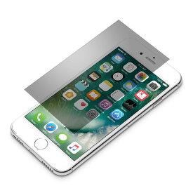 スマホ アクセサリー 液晶保護フィルム iPhone8/7/6s/6用 ケース 4.7インチ対応 覗き見防止 PGA iJacket スマートフォン・モバイルアクセサリー PG-16MMB01