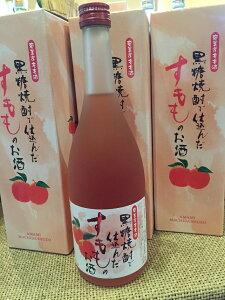 「町田酒造」黒糖焼酎で仕込んだすもものお酒