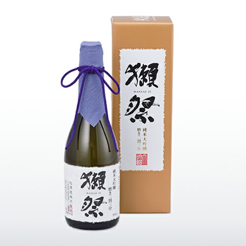 獺祭(だっさい)純米大吟醸磨き二割三分 720ml【日本酒】【山口/旭酒造】【RCP】 【02P02jun13】