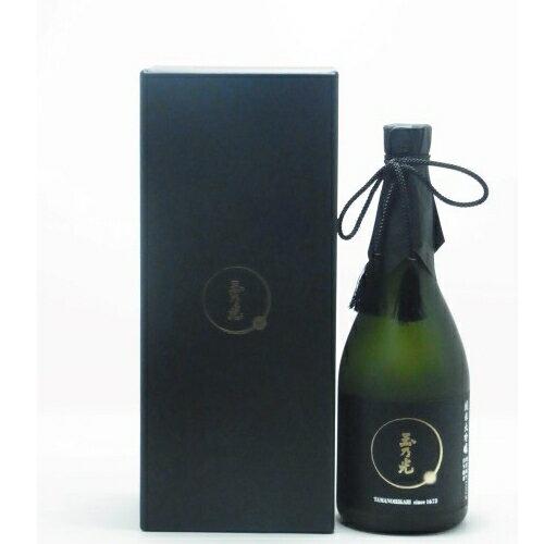 玉乃光(たまのひかり) 純米大吟醸 Black Label 720ml【日本酒】【京都/玉乃光酒造】【送料無料】