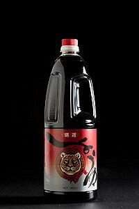【とら醤油 別選 1.8L】 倉敷 美味しい 贈り物 醤油 お取り寄せ 国産 岡山県産 濃口醤油 とら醤油