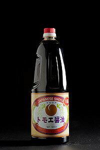 【とら醤油 トモエ醤油 本醸造 1.8L】 倉敷 美味しい お取り寄せ 国産 岡山県産 本醸造 濃口醤油 とら醤油