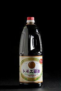 【とら醤油 トモエ醤油 さしみ 1.8L】 倉敷 美味しい 醤油 お取り寄せ 国産 岡山県産 刺身 とら とら醤油