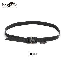 【正規販売店】バッグジャック ベルト オーストリアルペン コブラバックル NXL 25mm belt cobra bagjack 25mm belt cobra