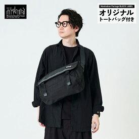 【正規販売店】マンハッタンポーテージブラックレーベル メッセンジャーバッグ S ショルダー HIGH LINE MESSENGER BAG(S) Manhattan Portage BLACK LABEL MP1451BL