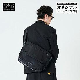 【正規販売店】マンハッタンポーテージブラックレーベル ショルダーバッグ SPRUCE STREET SHOULDER BAG Manhattan Portage BLACK LABEL MP1686TWLBL