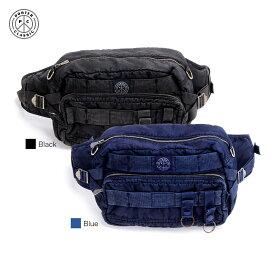 ノベルティ付【正規販売店】ポータークラシック ボディバッグ ショルダー スーパーナイロン 7.2L 大きめ WAIST BAG SUPER NYLON Porter Classic メンズ レディース 日本製 015-272