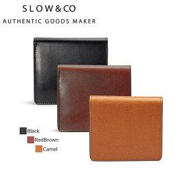 【正規販売店】スロウ ハービー ミニウォレット 山陽 コンパクトウォレット 2つ折り財布 herbie mini wallet SLOW SO738I