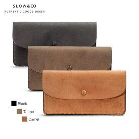【正規販売店】スロウ 長財布 ingrasat long wallet SLOW SO747I