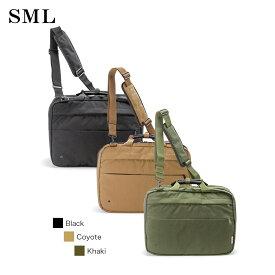 【正規販売店】エスエムエル ビジネスバッグS リュック バックパック ブリーフ ショルダー 3WAY BUSINESS BAG S SML 909316