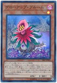 遊戯王 グローアップ・ブルーム SR07-JP003 スーパー 【ランクA】 【中古】