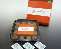 梅製品5,400円(税込)以上で送料無料 「紀州南高梅」を紀州産ミニトマト「優糖星」に漬け込んだ梅干です。tomato-ume[とまと梅](塩分約8%)[200g]