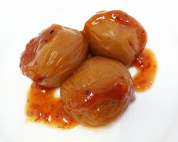 【梅製品5,400円(税込)以上で送料無料】「紀州南高梅」を紀州産ミニトマト「優糖星」に漬け込んだ梅干です。(塩分約8%)[90g]