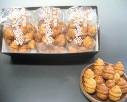 【旬菓庵かどや】鈴焼(熊野古道の鈴)3袋入