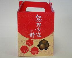 【旬菓庵かどや】鈴焼(熊野古道の鈴)2袋入