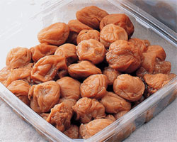 梅製品5,400円(税込)以上で送料無料 ぷらむ工房 わたしの家は梅農家 つぶれ梅 はちみつ(1.1kg)