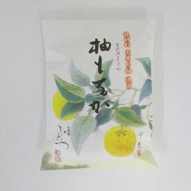【旬菓庵かどや】柚もなか(6個入)袋入
