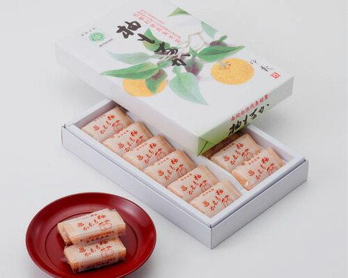 【港屋】柚もなか(12ケ入)