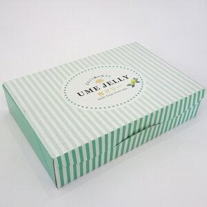 【プラム食品】まるごと梅の実入り梅ゼリー(90g×6個入)