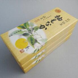 【福菱】柚もなか(6個入)×3箱セット【02P05Nov16】