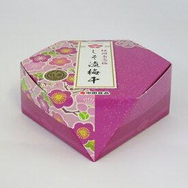 梅製品5,400円(税込)以上で送料無料 とれとれ梅工房 紀州南高梅しそ漬梅干(90g)(塩分約8%)