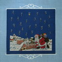 OOE クロスステッチ刺繍キット 70204 クリスマス アドベントカレンダー デンマークの刺しゅうメーカー「オーレンシュ…