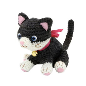 オリムパス あみぐるみキット MK-78「いたずら仔猫 (2匹セット)」 編みぐるみ Olympus