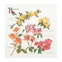 Thea Gouverneur クロスステッチ刺繍キットNo.3066 「Rose Panel」(ローズ・パネル バラのパネル 花) オランダ テア・グーヴェル...