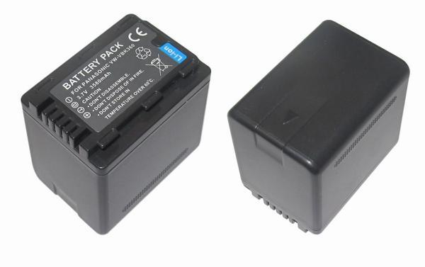 定形外【単品・残量表示可】パナソニック Panasonic VW-VBT380-K互換バッテリーHC-V360M HC-V230M HC-W570M HC-WX970M等対応