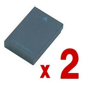 定形外【2個セット】三洋DB-L10互換バッテリーSANYO DSC-J1、DSC-J2DSC-MZ3、DSC-AZ3