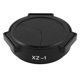 定形外 オリンパス XZ-1,XZ-2用オートレンズキャップ 自動開閉式 オリンパスLC-63Aの互換品 olympus用 Lens Cap オート開閉式 で便利☆ auto lenz cap
