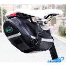 自転車用サドルバッグリアポーチ