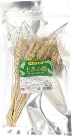 送料無料   国産 無農薬栽培 小麦の穂 20g 日本産粟穂 黒瀬ペットフード