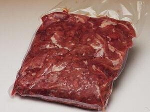 合鴨 せせり(首肉) 1.0kg 【和歌山県産】