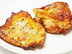 とりたけ自慢の味★ローストチキン(roast chicken) 骨無しもも肉(鳥取県産) 5枚入り