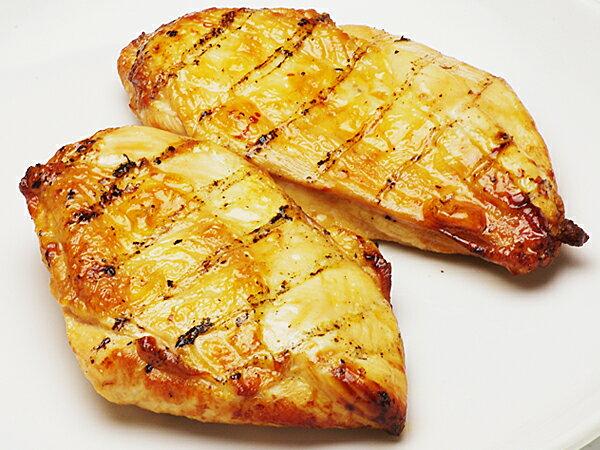 とりたけ自慢の味★ローストチキン(roast chicken)むね肉(鳥取県産)