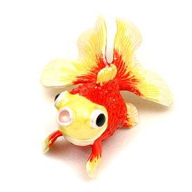 ジュエリーボックス 金魚 ピィアース アクセサリーケース リングケース スワロフスキー クリスタル 可愛い 置物 クリスマス 新生活 ギフト 母の日